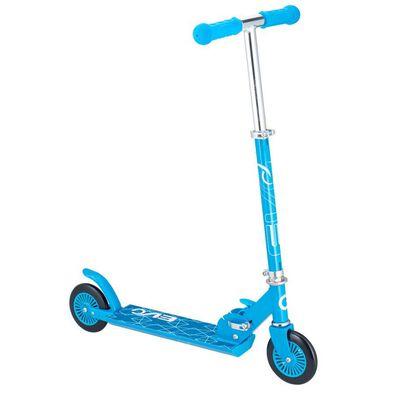 Evo兩輪滑板車-藍色