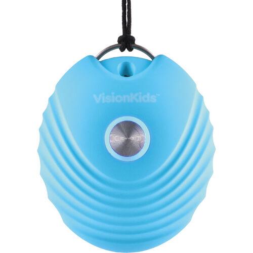 VisionKids 兒童穿戴式負離子空氣淨化機 藍