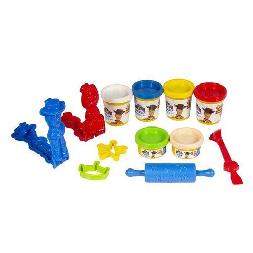 Toy Story玩具總動員4 Toy Story 背著走Toy Story玩具總動員黏土組