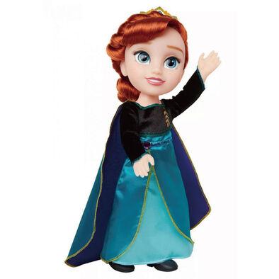 Disney Frozen迪士尼冰雪奇緣2女王造型安娜娃娃