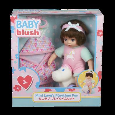 Baby Blush 8吋娃娃玩樂學步車組