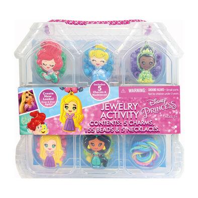 Disney Princess Jewelry Activity