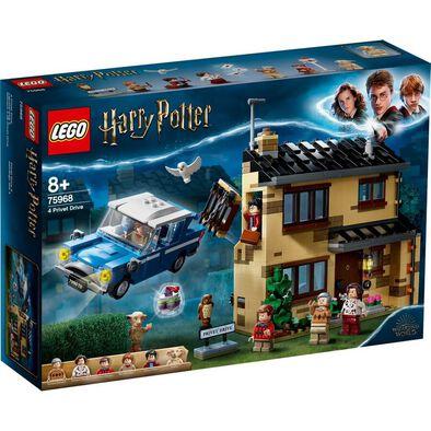 LEGO樂高 75968 4 Privet Drive