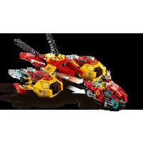LEGO樂高 80008 悟空小俠雲霄戰機