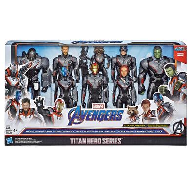 Marvel漫威漫威復仇者聯盟4泰坦英雄戰隊組
