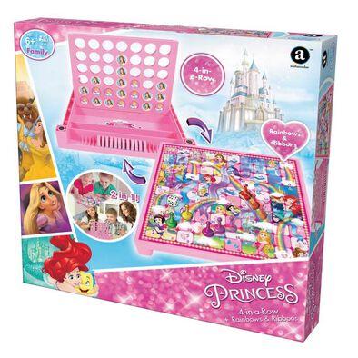 Disney Princess迪士尼公主四連環棋
