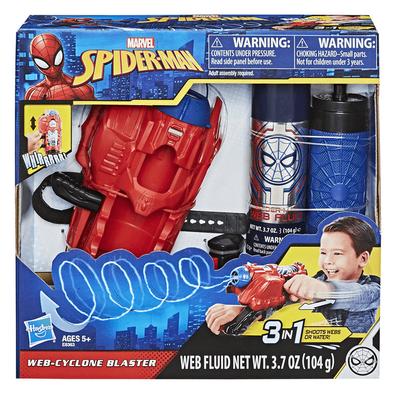 Marvel漫威蜘蛛人螺旋蜘蛛絲發射器