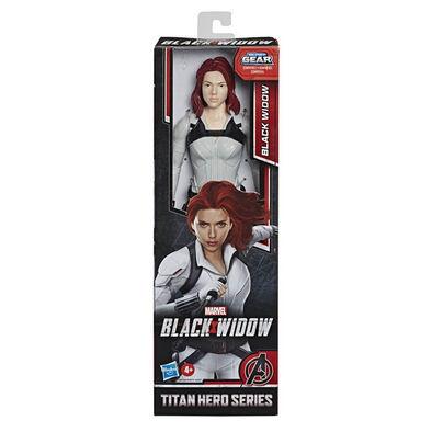 Marvel漫威黑寡婦電影12吋泰坦英雄人物組 - 隨機發貨