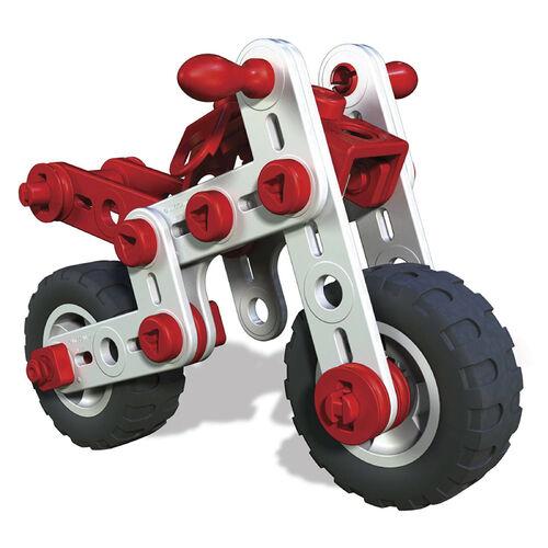 Meccano Junior 摩托車組