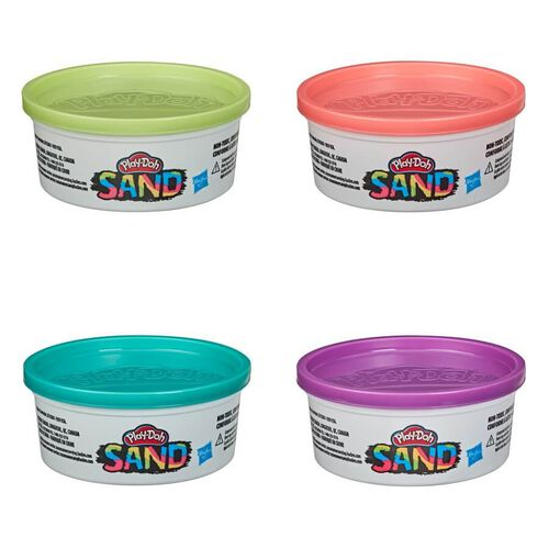 Play-Doh培樂多 彩色砂石黏土 單罐 - 隨機發貨