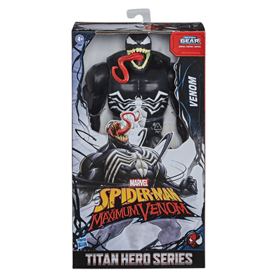 Marvel漫威猛毒豪華泰坦英雄人物