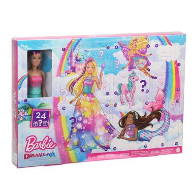 Barbie芭比倒數日曆