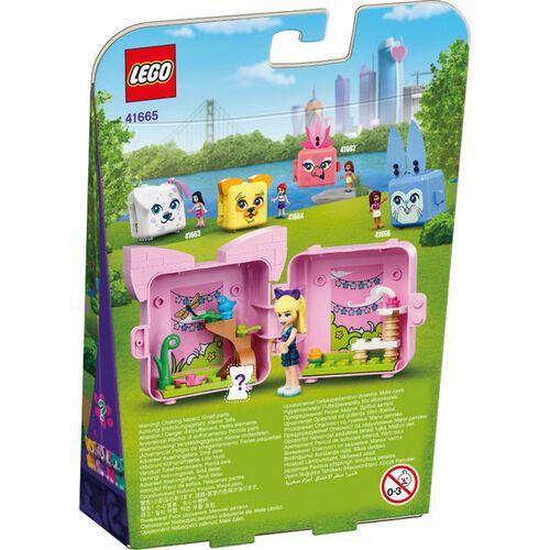 LEGO樂高 41665 寵物秘密寶盒-斯蒂芬妮的貓咪
