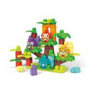 Mega Bloks美高積木動物樹屋交響樂