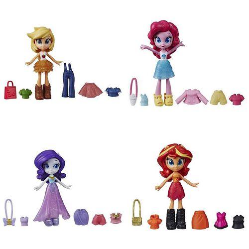 My Little Pony小馬寶莉小馬國女孩系列迷你小馬國女孩單入組二代 - 隨機發貨