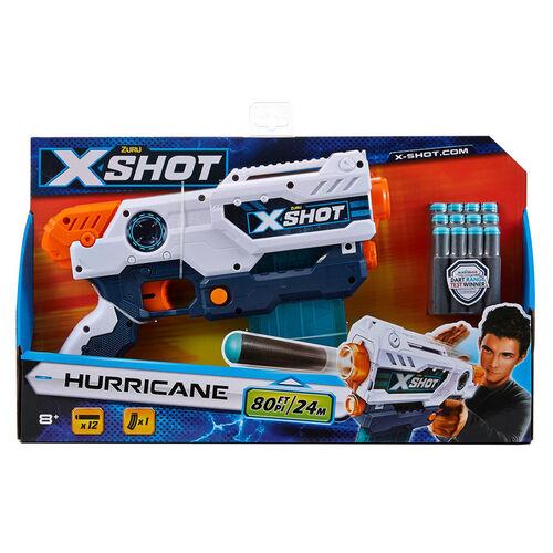 X-Shot 颶風發射器
