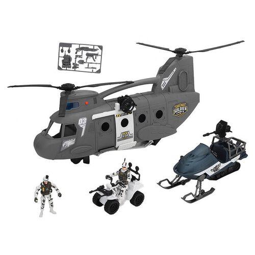 Rescue Force 運輸巡邏組