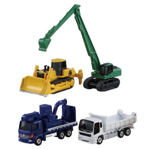 Tomica多美小汽車 建設車輛組 5