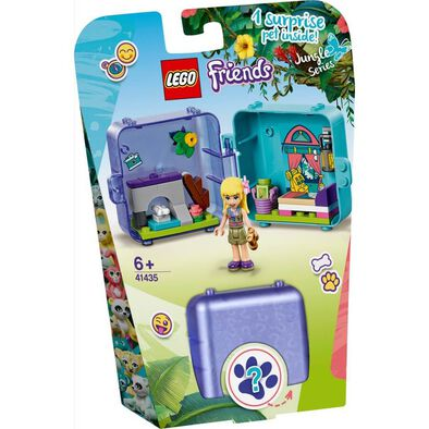 LEGO樂高好朋友系列 41435 叢林秘密寶盒-斯蒂芬妮