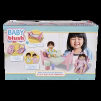 Baby Blush 雙胞胎娃娃照顧禮盒組