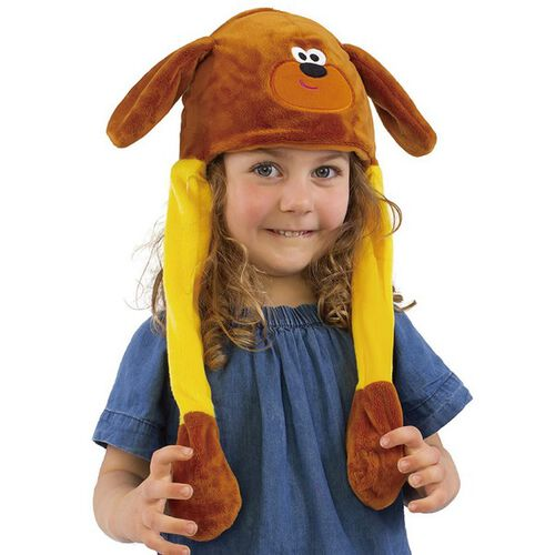 Hey Duggee阿奇幼幼園 超Q會動耳的阿奇帽