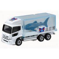 Tomica多美 No.069 水族館卡車(鯊魚)