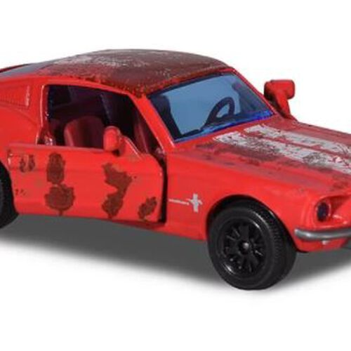 Majorette 美捷輪小汽車-鐵鏽感復古車款系列-隨機出貨