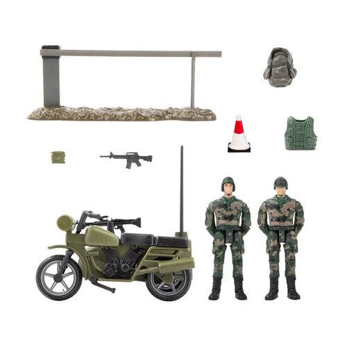 World Peacekeepers 巡邏人車組 - 隨機發貨