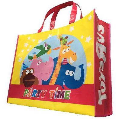 "Toys""R""Us玩具""反""斗城歡樂派對購物袋"