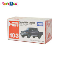 Tomica多美 No﹒103 Toyota Land Cruiser
