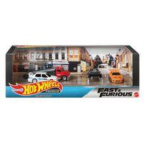 Hot Wheels風火輪合金收藏車組-玩命關頭車款 Fast & Furious