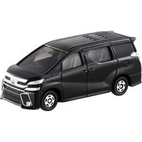 Tomica多美 No﹒84 Toyota Velfire