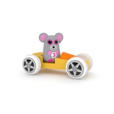 J'adore老鼠與起司小車