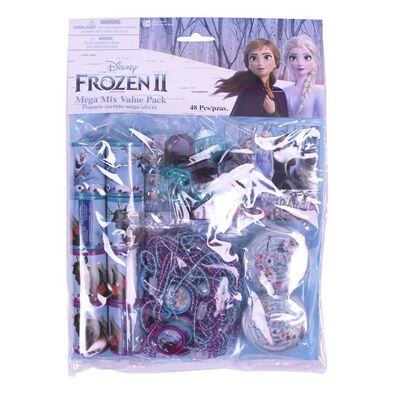 Disney Frozen迪士尼冰雪奇緣派對用品 Party Time派對禮物包