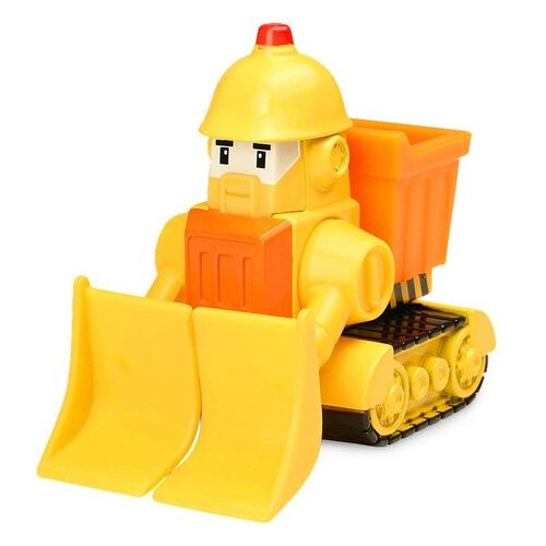 Robocar Poli波力救援小英雄 合金車系列