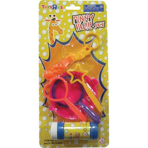 """Toys""""R""""Us玩具""""反""""斗城 超級趣味泡泡水組"""