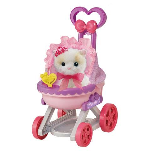 Mimi World 貓咪寵物寶貝推車