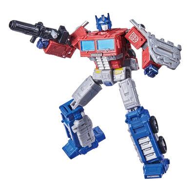 Transformers變形金剛世代系列塞伯坦之戰K無敵戰將組 - 隨機發貨