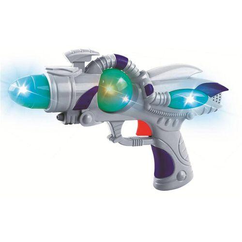 True Heroes太空玩具槍