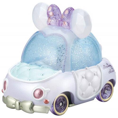 Tomica多美 迪士尼夢幻珠寶小汽車 粉鑽蝴蝶結小車 黛西