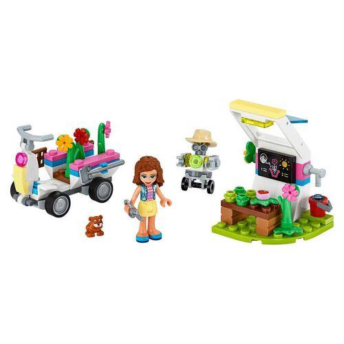 LEGO樂高好朋友系列 41425 奧麗薇亞的花園