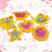 Sega 魔法水晶吊飾 美味餅乾裝飾組