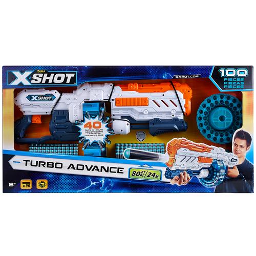 Zuru X-Shot輪盤巨砲發射器