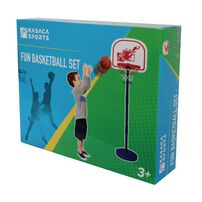 Kasaca Sports 兒童籃球架組