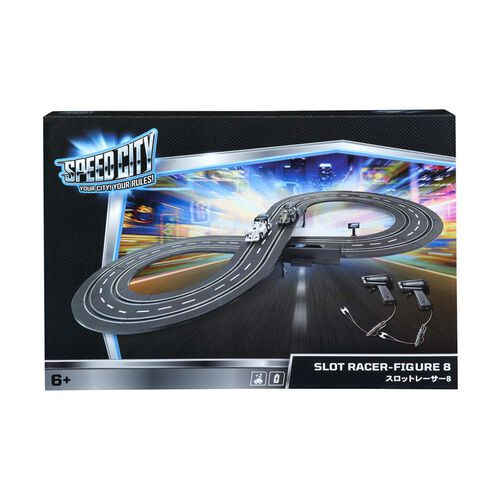 Speed City 極速城市 極速城市8字軌道組(隨機發貨)