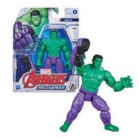 Marvel Avengers漫威復仇者聯盟 機械盔甲系列 6吋人物組 - 隨機發貨
