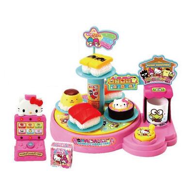 Hello Kitty凱蒂貓迴轉壽司組