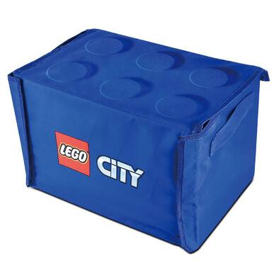 Lego樂高 城市系列收納箱(贈品)