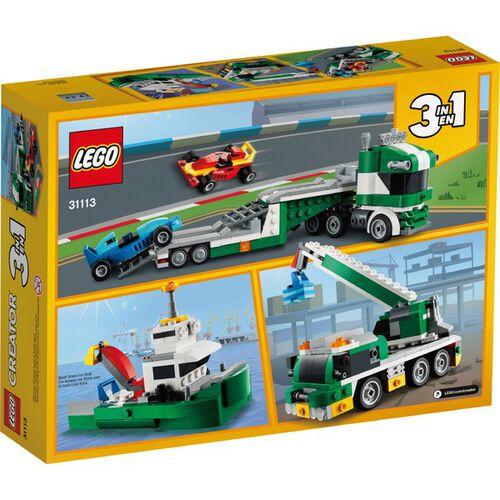 LEGO樂高 31113 賽車運輸車