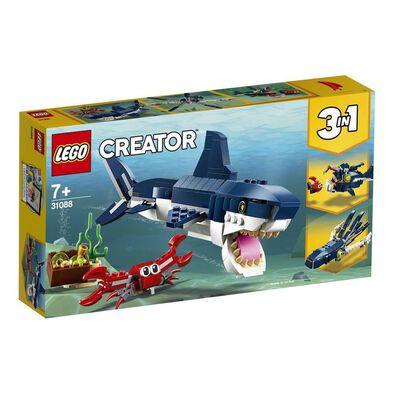 LEGO樂高創意系列 31088 深海生物 積木 玩具